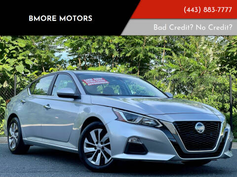 2021 Nissan Altima for sale at Bmore Motors in Baltimore MD