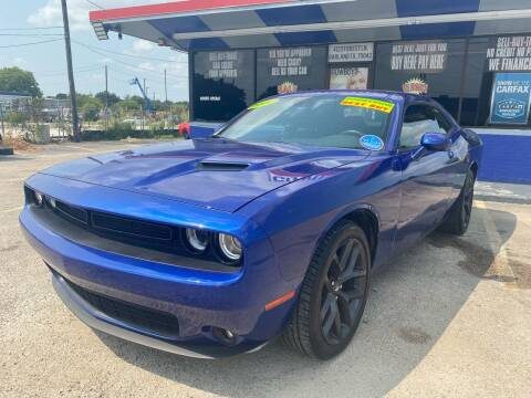 2020 Dodge Challenger for sale at Cow Boys Auto Sales LLC in Garland TX