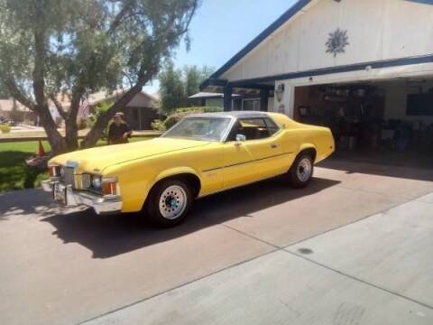 1973 Mercury Cougar for sale at Classic Car Deals in Cadillac MI