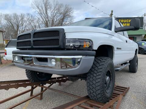 1997 Dodge Ram Pickup 2500 for sale at 51 Auto Sales Ltd in Portage WI