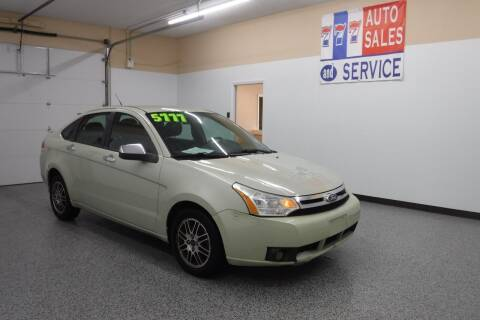 2011 Ford Focus for sale at 777 Auto Sales and Service in Tacoma WA