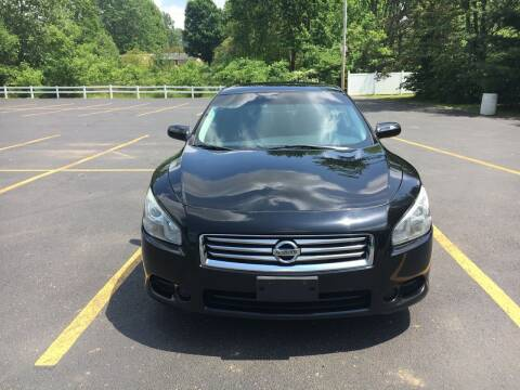2013 Nissan Maxima for sale at Middle Ridge Auto Sales in Amherst OH