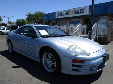 2003 Mitsubishi Eclipse for sale at Salem Auto Sales in Sacramento CA