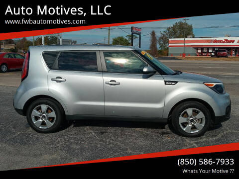 2019 Kia Soul for sale at Auto Motives, LLC in Fort Walton Beach FL