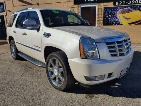 2012 Cadillac Escalade for sale at Porcelli Auto Sales in West Warwick RI