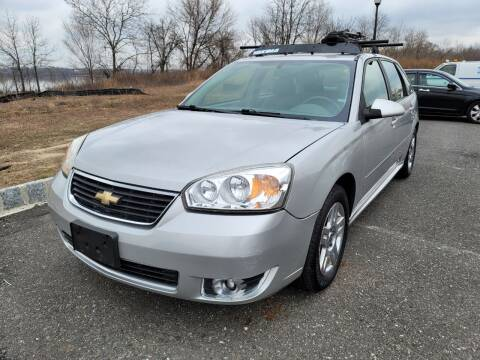 2007 Chevrolet Malibu Maxx for sale at DISTINCT IMPORTS in Cinnaminson NJ