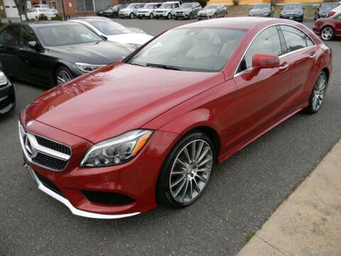 2016 Mercedes-Benz CLS for sale at Platinum Motorcars in Warrenton VA