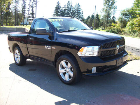 2015 RAM Ram Pickup 1500 for sale at Summit Auto Inc in Waterford PA