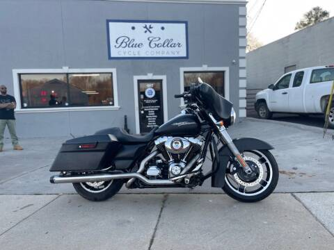 2013 Harley-Davidson Street Glide for sale at Blue Collar Cycle Company in Salisbury NC
