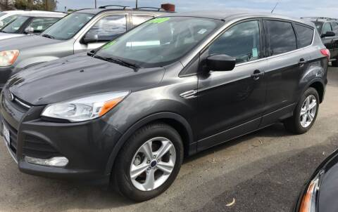 2015 Ford Escape for sale at First Choice Auto Sales in Bakersfield CA