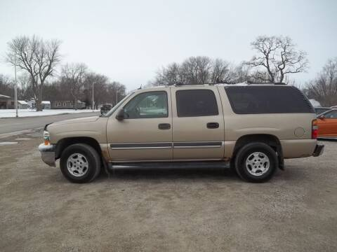 2005 Chevrolet Suburban for sale at BRETT SPAULDING SALES in Onawa IA