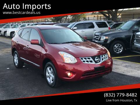 2013 Nissan Rogue for sale at Auto Imports in Houston TX