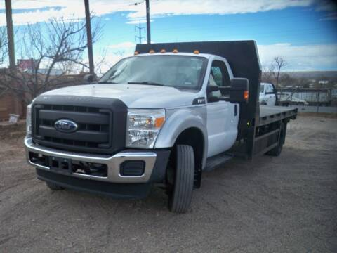 2015 Ford F-550 Super Duty for sale at Samcar Inc. in Albuquerque NM