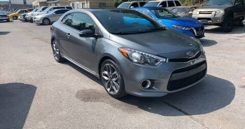 2015 Kia Forte Koup for sale at North Knox Auto LLC in Knoxville TN