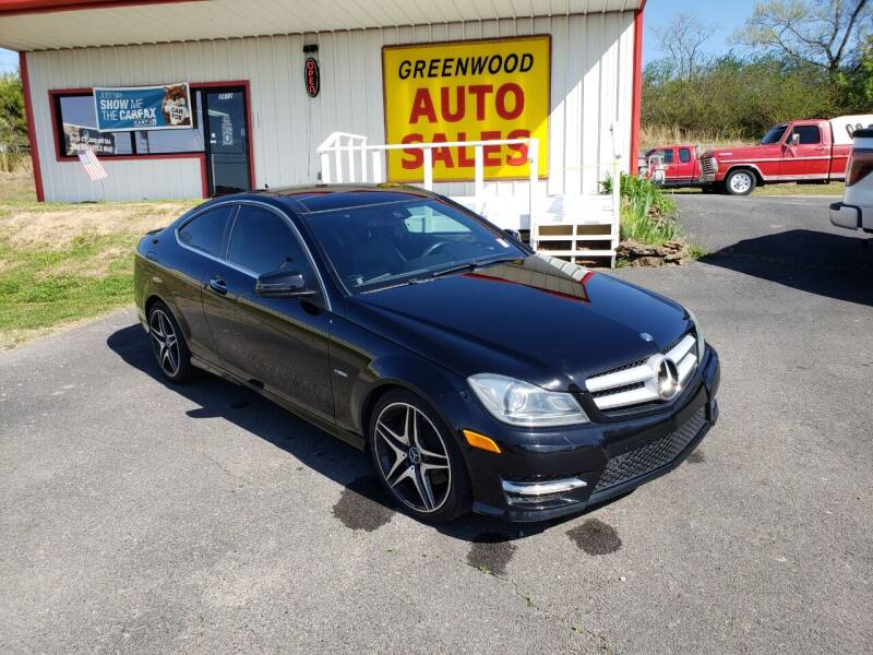 2012 Mercedes-Benz C-Class for sale at Greenwood Auto Sales in Greenwood AR