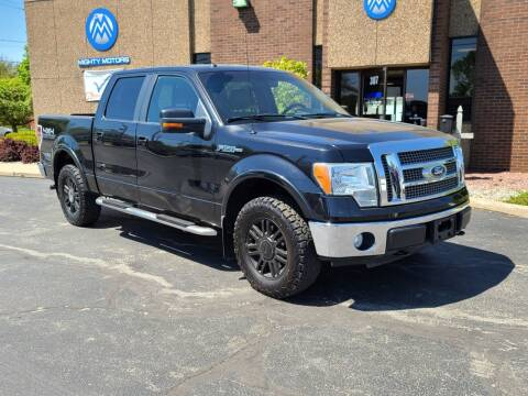 2010 Ford F-150 for sale at Mighty Motors in Adrian MI