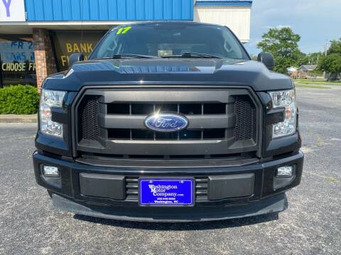 2017 Ford F-150 for sale at Kinston Auto Mart in Kinston NC