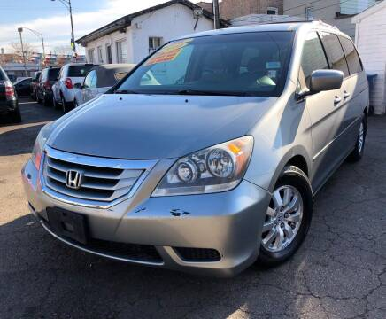 2010 Honda Odyssey for sale at Jeff Auto Sales INC in Chicago IL