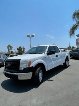 2014 Ford F-150 for sale at CARSTER in Huntington Beach CA
