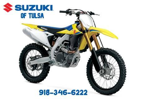 2019 Suzuki RM-Z450 for sale at Suzuki of Tulsa in Tulsa OK