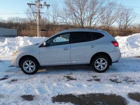2009 Nissan Rogue for sale at Wolcott Auto Exchange in Wolcott CT