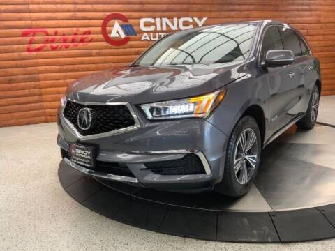 2018 Acura MDX for sale at Dixie Motors in Fairfield OH