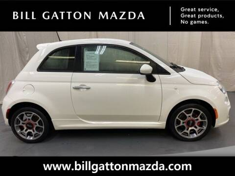 2015 FIAT 500 for sale at Bill Gatton Used Cars - BILL GATTON ACURA MAZDA in Johnson City TN