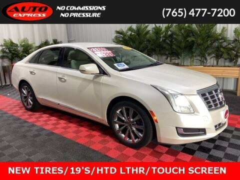 2015 Cadillac XTS for sale at Auto Express in Lafayette IN