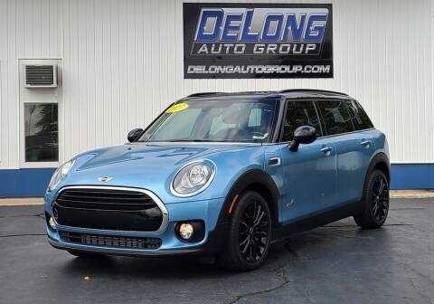 2017 MINI Clubman for sale at DeLong Auto Group in Tipton IN