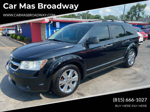 2009 Dodge Journey for sale at Car Mas Broadway in Crest Hill IL