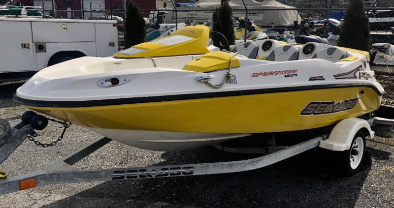 2004 Sea-Doo Sportster  - Bristol TN