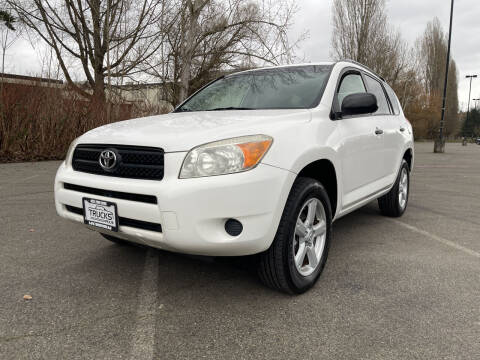 2008 Toyota RAV4 for sale at Trucks Plus in Seattle WA