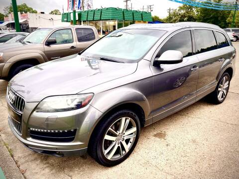 2010 Audi Q7 for sale at Southeast Auto Inc in Baton Rouge LA