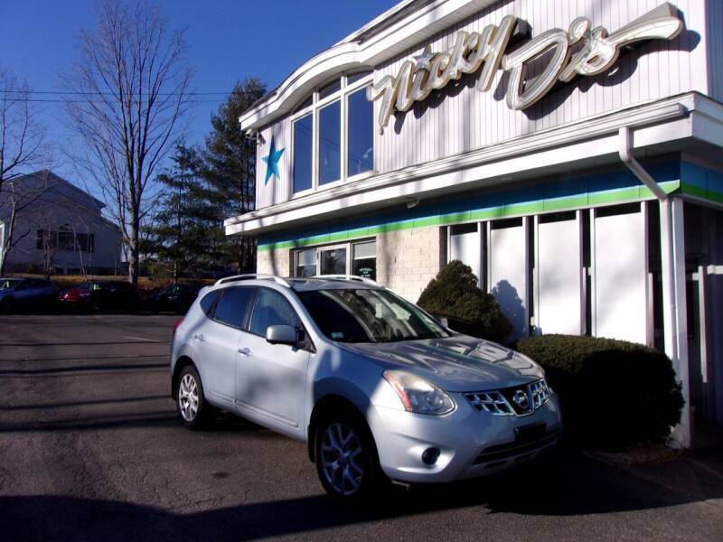 2012 Nissan Rogue for sale at Nicky D's in Easthampton MA