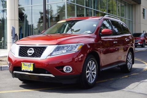 2015 Nissan Pathfinder for sale at Jeremy Sells Hyundai in Edmunds WA