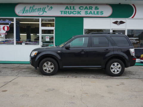 2009 Mercury Mariner for sale at Anthony's All Cars & Truck Sales in Dearborn Heights MI