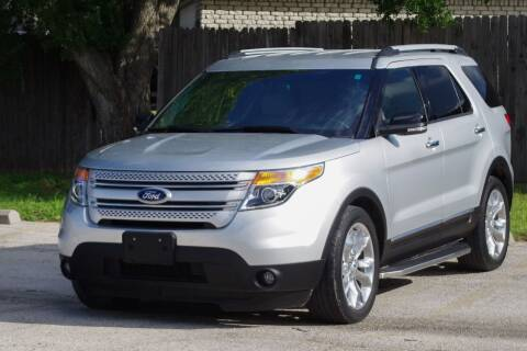 2015 Ford Explorer for sale at A ASSOCIATED VEHICLE SALES in Weatherford TX