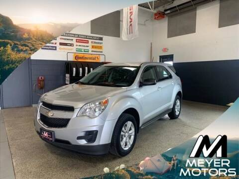 2015 Chevrolet Equinox for sale at Meyer Motors in Plymouth WI
