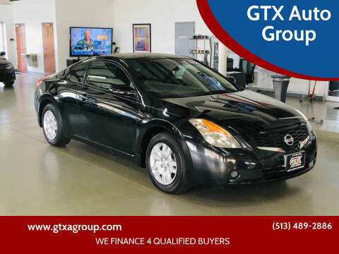 2009 Nissan Altima for sale at GTX Auto Group in West Chester OH