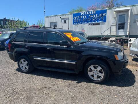 2006 Jeep Grand Cherokee for sale at Noah Auto Sales in Philadelphia PA