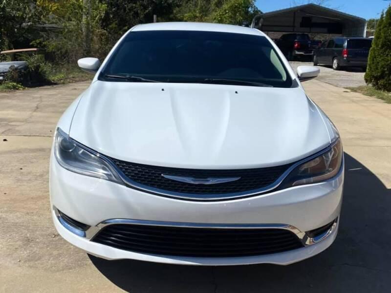 2015 Chrysler 200 for sale at Shoals Dealer LLC in Florence AL