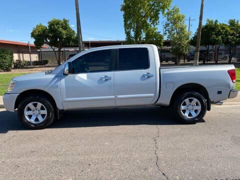2004 Nissan Titan for sale at Premier Motors AZ in Phoenix AZ