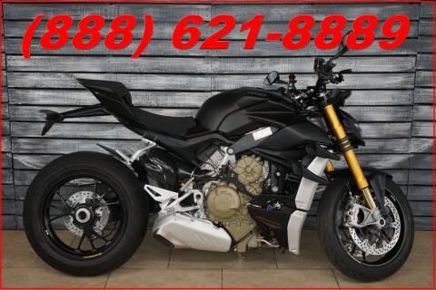 2021 Ducati Streetfighter V4 S