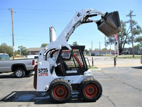 2007 Bobcat S205 for sale at Steffes Motors in Council Bluffs IA