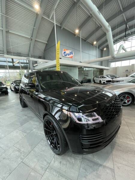 2019 Land Rover Range Rover for sale at Motorcars Washington in Chantilly VA
