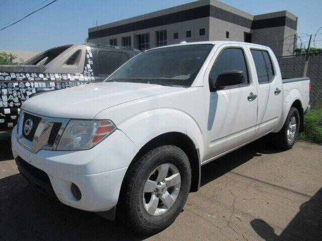 2012 Nissan Frontier for sale at Autos by Jeff Tempe in Tempe AZ