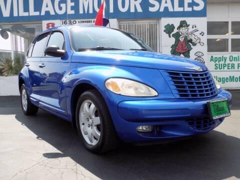 2004 Chrysler PT Cruiser for sale at Village Motor Sales in Buffalo NY
