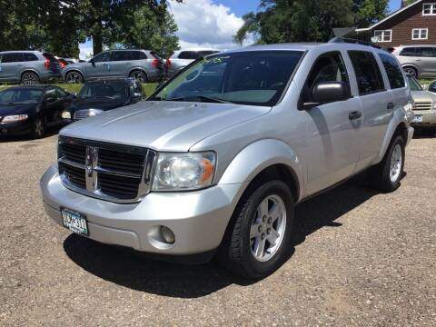 2007 Dodge Durango for sale at Sparkle Auto Sales in Maplewood MN