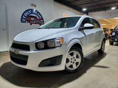 2014 Chevrolet Sonic for sale at Italy Blue Auto Sales llc in Miami FL