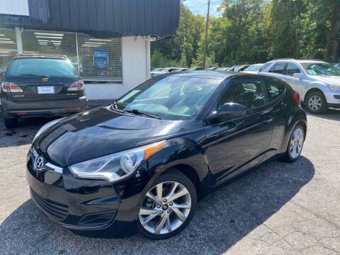 2016 Hyundai Veloster for sale at Car Online in Roswell GA